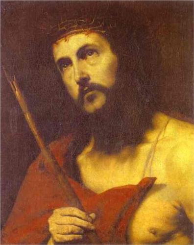 絵画84・・ホセ・デ・リベーラ: 午前0時のひとり言
